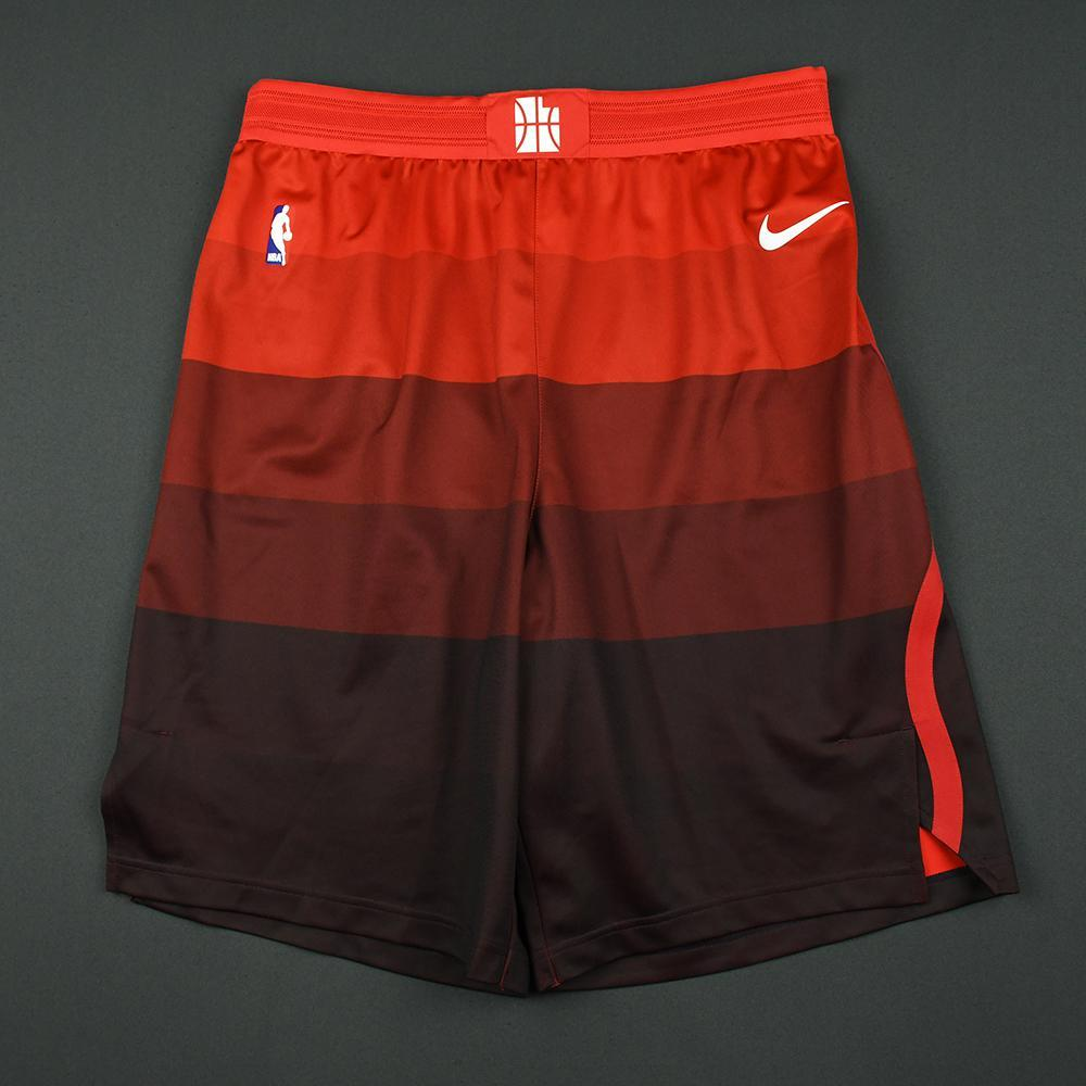 0c0d8794ff1 Donovan Mitchell - Utah Jazz - 2018 Verizon Slam Dunk - Event-Worn Shorts (
