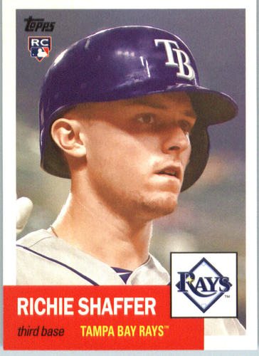Photo of 2016 Topps Archives #5 Richie Shaffer RC