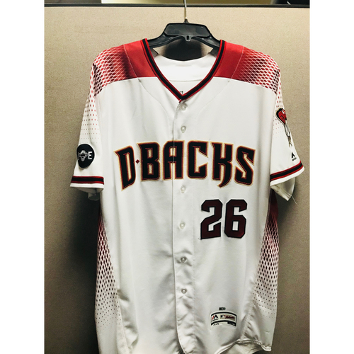 Photo of 2016 Team Issued Shelby Miller Jersey