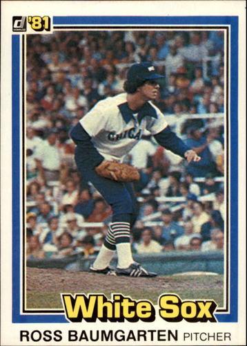 Photo of 1981 Donruss #41 Ross Baumgarten