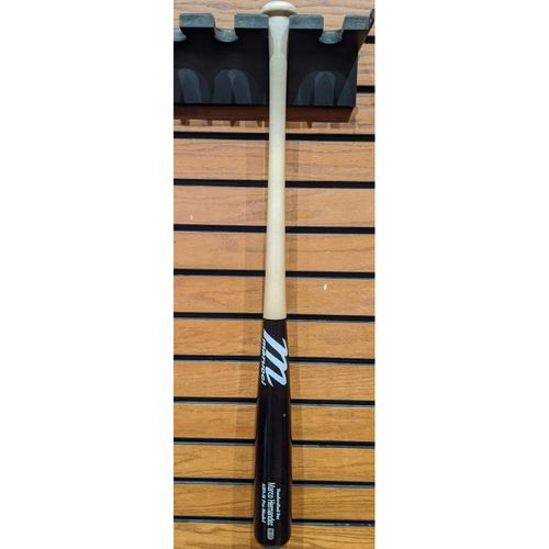 Marco Hernandez Team Issued Bat