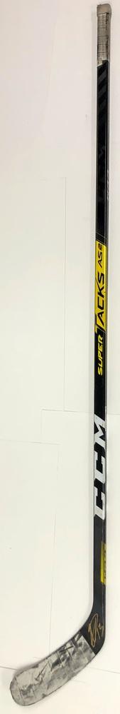 #13 Gabriel Vilardi Game Used Stick - Autographed - Los Angeles Kings