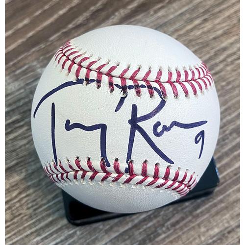 Photo of UMPS CARE AUCTION: Tony Romo Signed Baseball