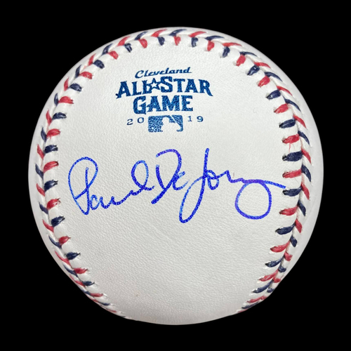 Photo of Paul DeJong Autographed 2019 All-Star Game Baseball