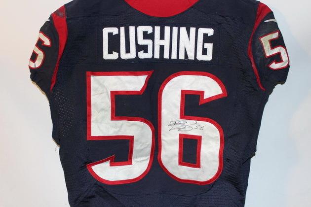brian cushing jersey
