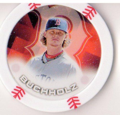 Photo of 2014 Topps Chipz #10 Clay Buchholz