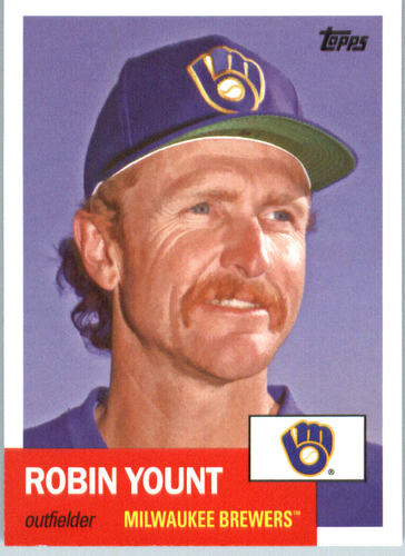 Photo of 2016 Topps Archives #12 Robin Yount