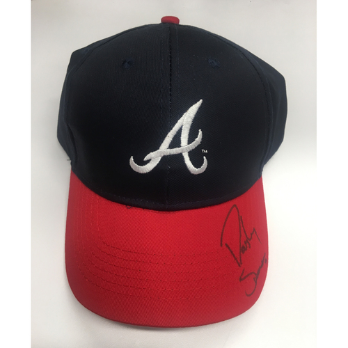 Photo of Dansby Swanson Autographed Cap