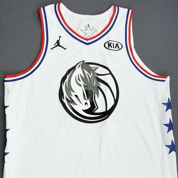 online store 0d920 6a0a0 Dirk Nowitzki - 2019 NBA All-Star Game - Team Giannis - Game ...