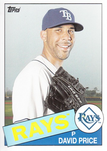 Photo of 2013 Topps Archives #127 David Price
