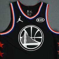 Klay Thompson - 2019 NBA All-Star Game - Team LeBron - Autographed Jersey