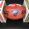 PCC - 49ers Steve Young Signed Authentic Football W/ NFL 100 Logo