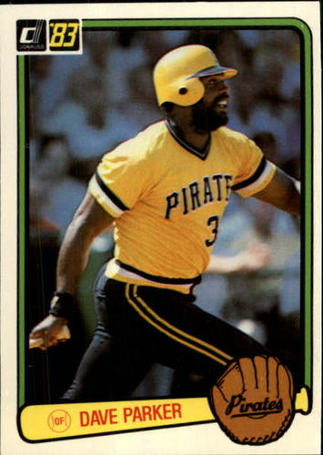 Photo of 1983 Donruss #473 Dave Parker