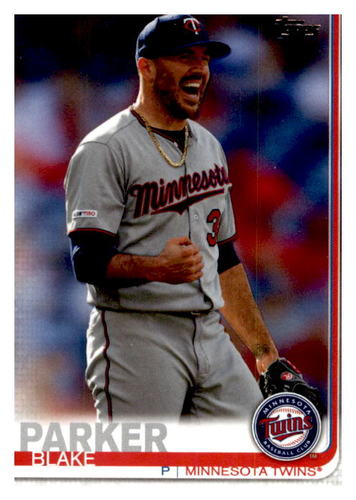 Photo of 2019 Topps Update #US90 Blake Parker