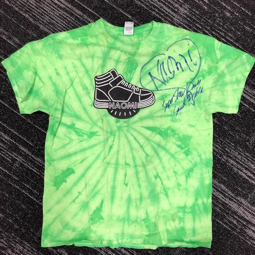 Naomi WORN & SIGNED T-Shirt (Super Showdown - 02/27/20)