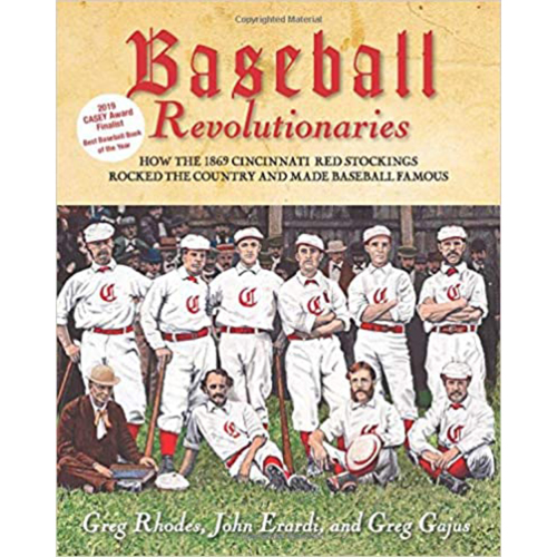 Photo of Baseball Revolutionaries Book