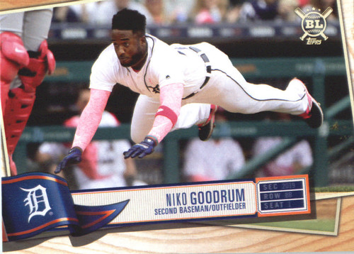 Photo of 2019 Topps Big League #83 Niko Goodrum