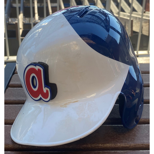 Photo of Josh Donaldson 1974 Throwback Game-Used Helmet