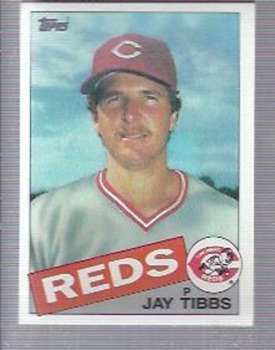 Photo of 1985 Topps #573 Jay Tibbs