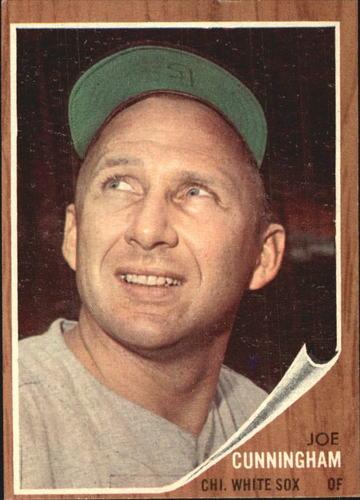 Photo of 1962 Topps #195 Joe Cunningham