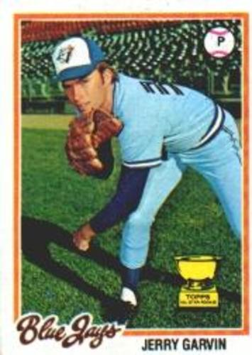 Photo of 1978 Topps #419 Jerry Garvin RC
