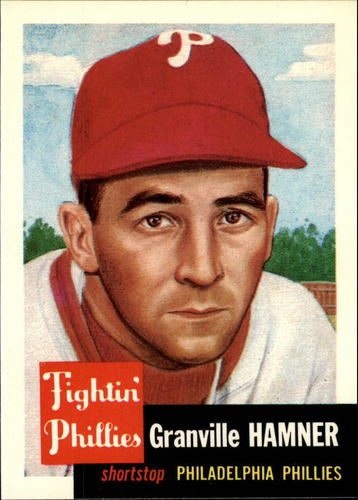 Photo of 1991 Topps Archives 1953 #146 Granny Hamner