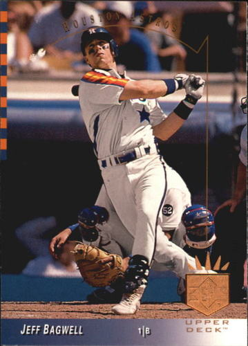 Photo of 1993 SP #28 Jeff Bagwell