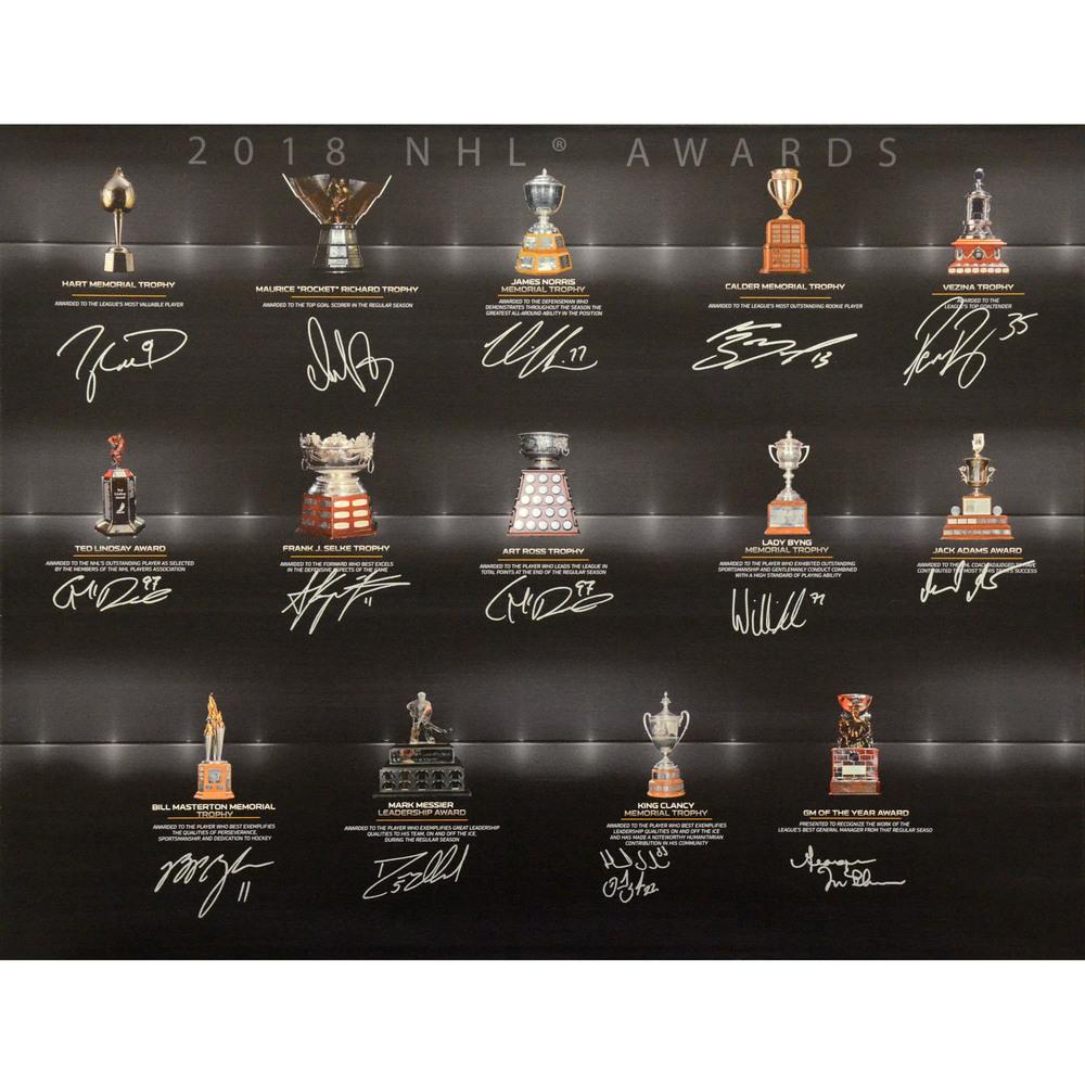 2018 NHL Awards 28