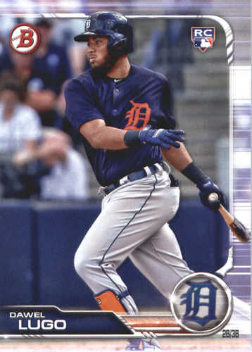 Photo of 2019 Bowman #82 Dawel Lugo RC