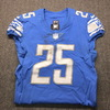 Crucial Catch - Lions Theo Riddick Game Worn Jersey Size 40 (10/8/2018)