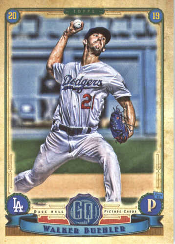 Photo of 2019 Topps Gypsy Queen #192 Walker Buehler