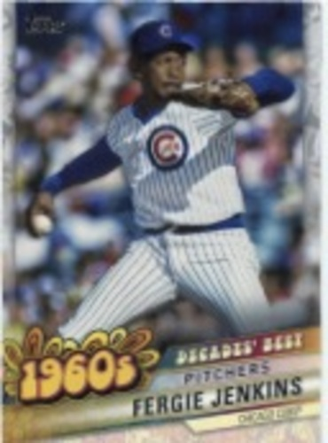 Photo of 2020 Topps Decades' Best Series 2 #DB18 Fergie Jenkins