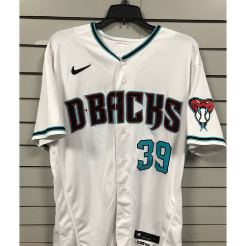 Photo of Dave McKay 2020 Game-Used Home Alternate Jersey - 9/25/20 vs. Rockies (Size 44)