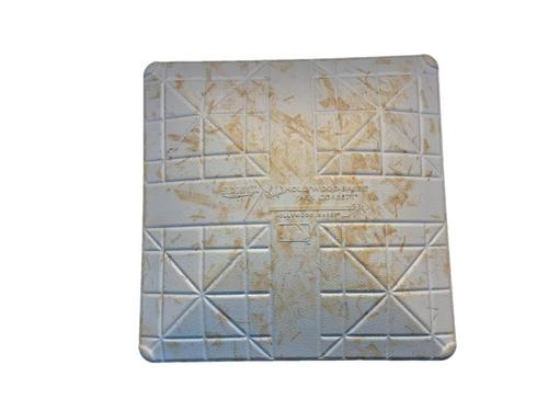 Photo of Game-Used 2nd Base from Pirates vs. Cardinals on 9/30/15