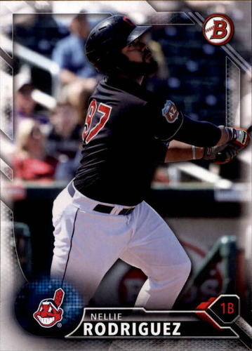 Photo of 2016 Bowman Draft #BD146 Nellie Rodriguez