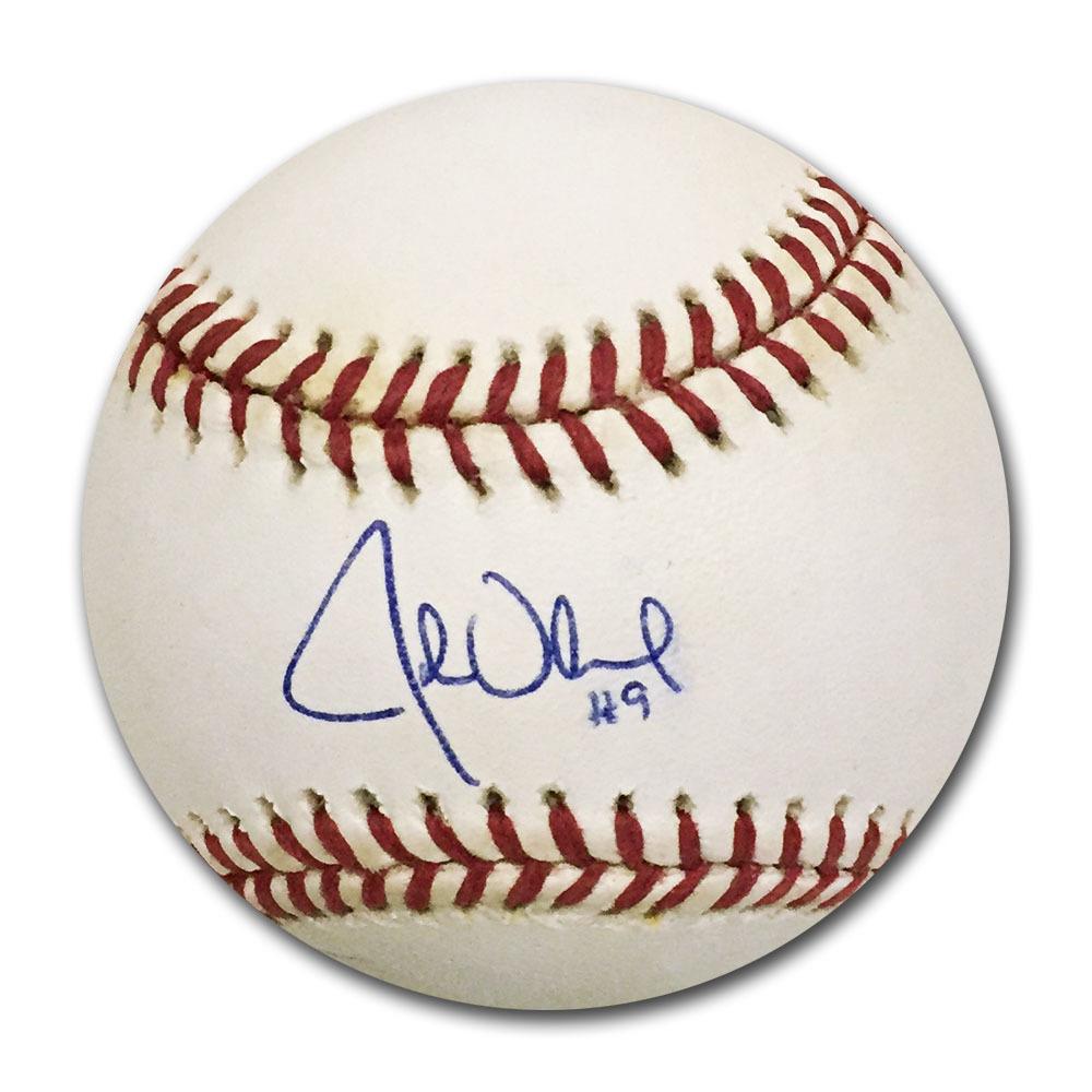 John Olerud Autographed 1993 World Series Official Baseball