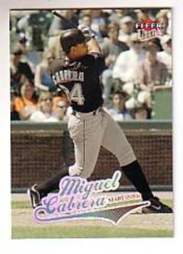 Photo of 2004 Ultra #232 Miguel Cabrera