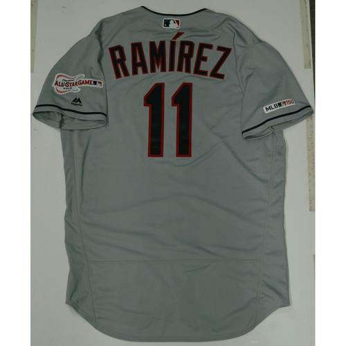 Photo of Jose Ramirez 2019 Team Issued Road Jersey