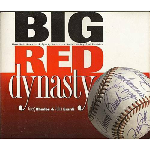 Photo of Big Red Dynasty Book