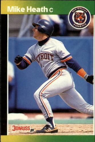 Photo of 1989 Donruss #271 Mike Heath