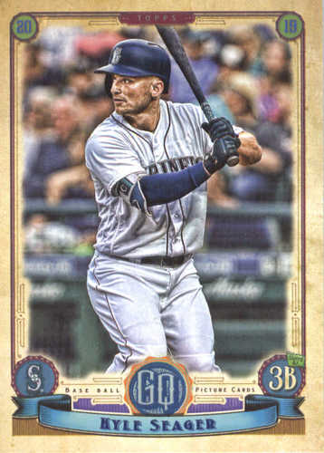 Photo of 2019 Topps Gypsy Queen #13 Kyle Seager