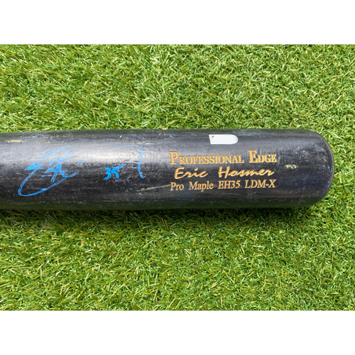 Photo of Autographed Bat: Eric Hosmer