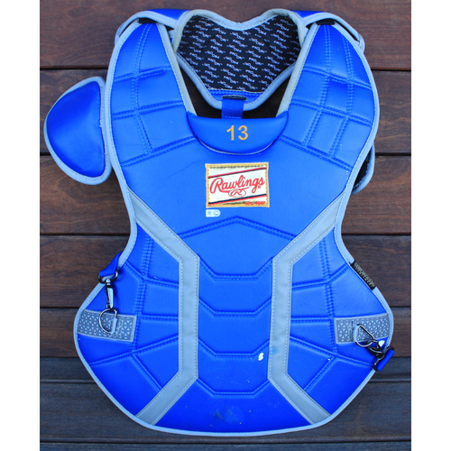 Photo of Team-Issued Chest Protector