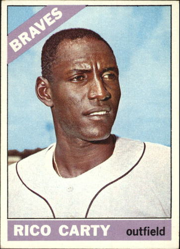 Photo of 1966 Topps #153 Rico Carty
