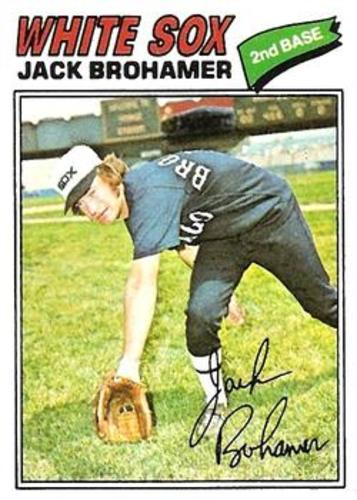 Photo of 1977 Topps #293 Jack Brohamer