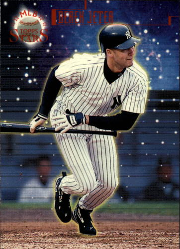 Photo of 1998 Topps Stars #33 Derek Jeter