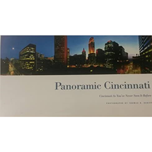 Photo of Cincinnati Panoramic Book