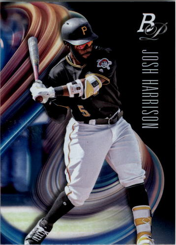 Photo of 2018 Bowman Platinum #61 Josh Harrison