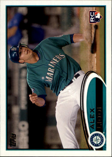 Photo of 2012 Topps #274 Alex Liddi RC