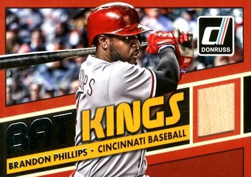 Photo of 2015 Donruss Bat Kings #32 Brandon Phillips